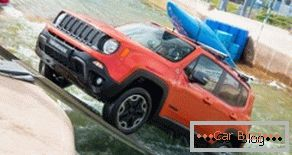 Jeep Renegade Takes Part In Rafting 5