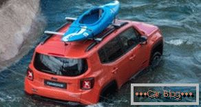 Jeep Renegade Takes Part In Rafting 4