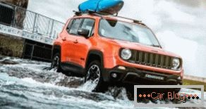 Jeep Renegade Takes Part In Rafting 3