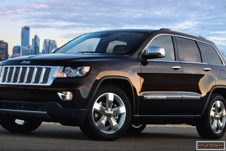 jeep grand cherokee 3 generation photo