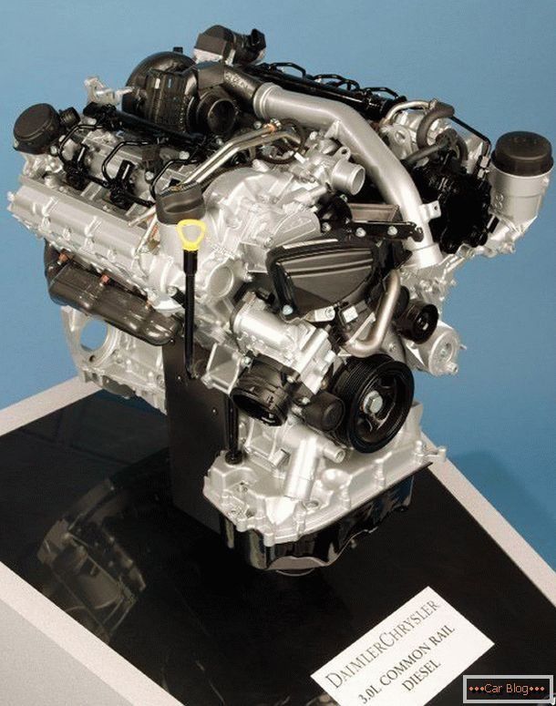 jeep grand cherokee 3 engine