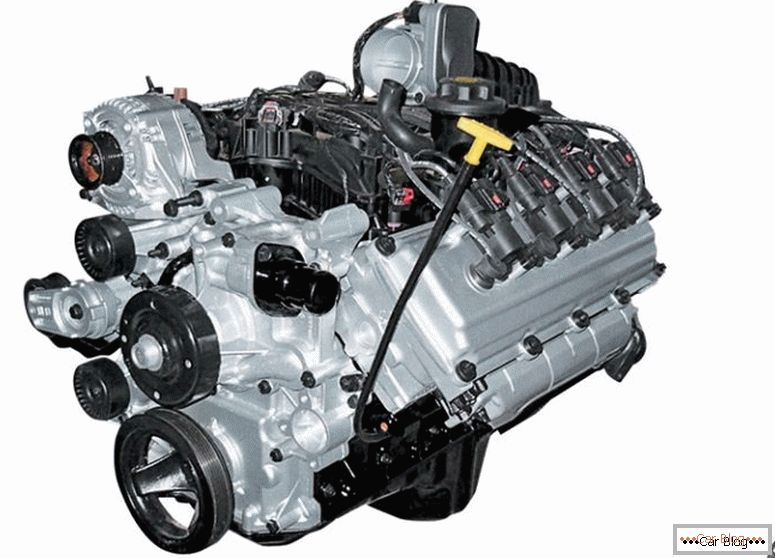 Gasoline engine V6 3.7 liters Jeep Grand Cherokee