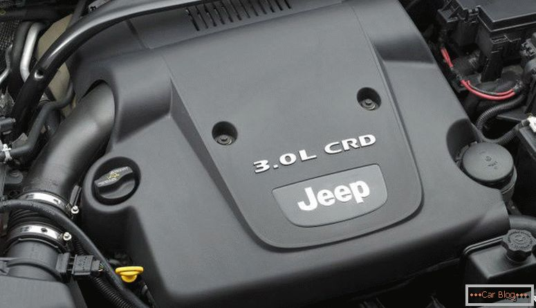 Jeep Grand Cherokee 2008 year car engine