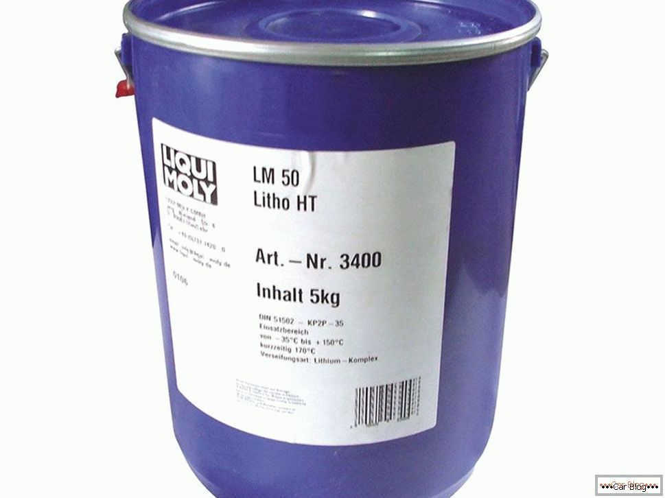 High Temperature Grease LM-50