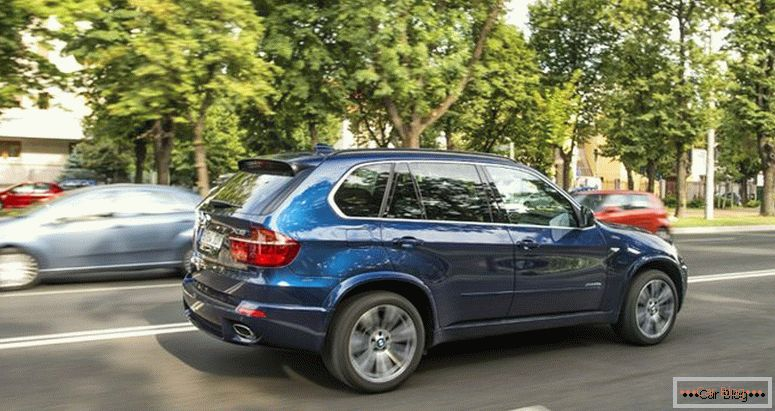 How to choose a bmw x5 e70 with mileage in good condition