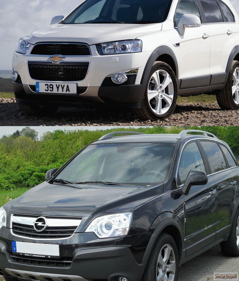 Kekurangan Opel Captiva Top Model Tahun Ini
