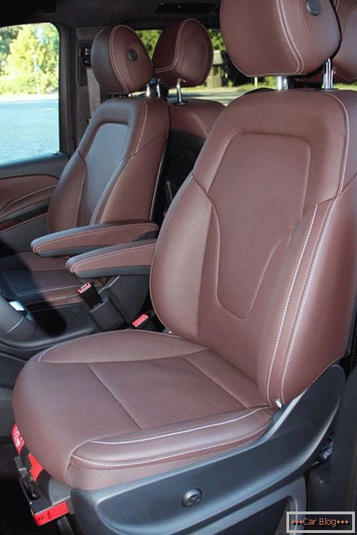 v-class seat