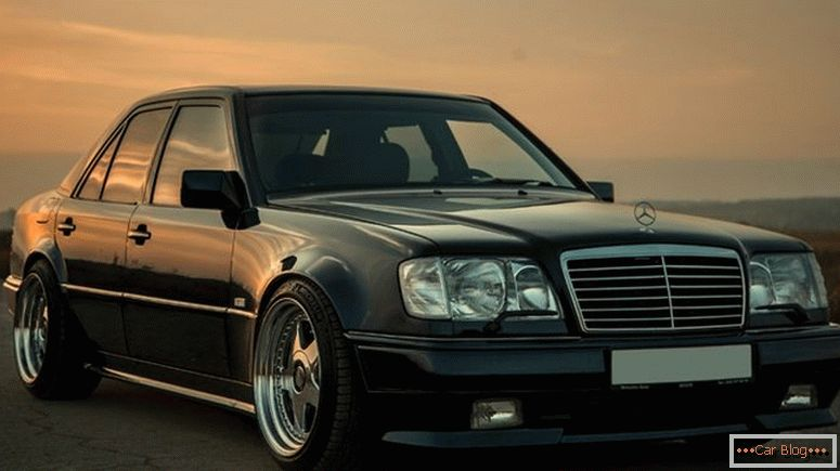 Mercedes-benz w124: does it make sense to look in the