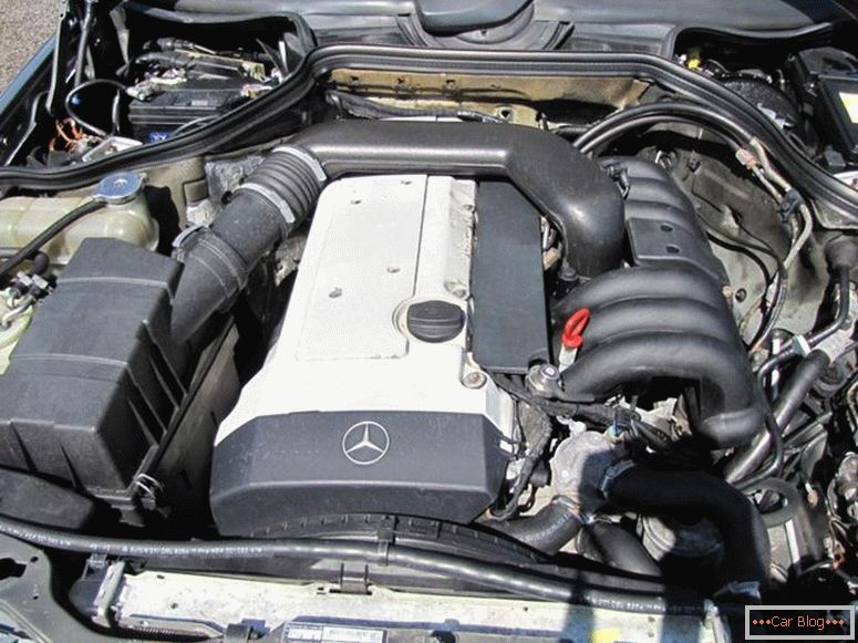 Mercedes M102 Engine Reliability