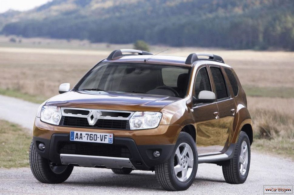 Renault Duster - unkillable car