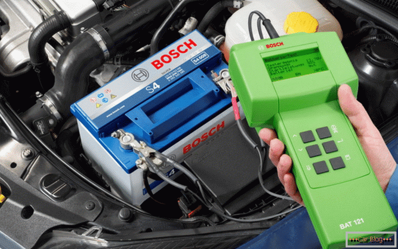 why the battery in the passenger car is quickly discharged
