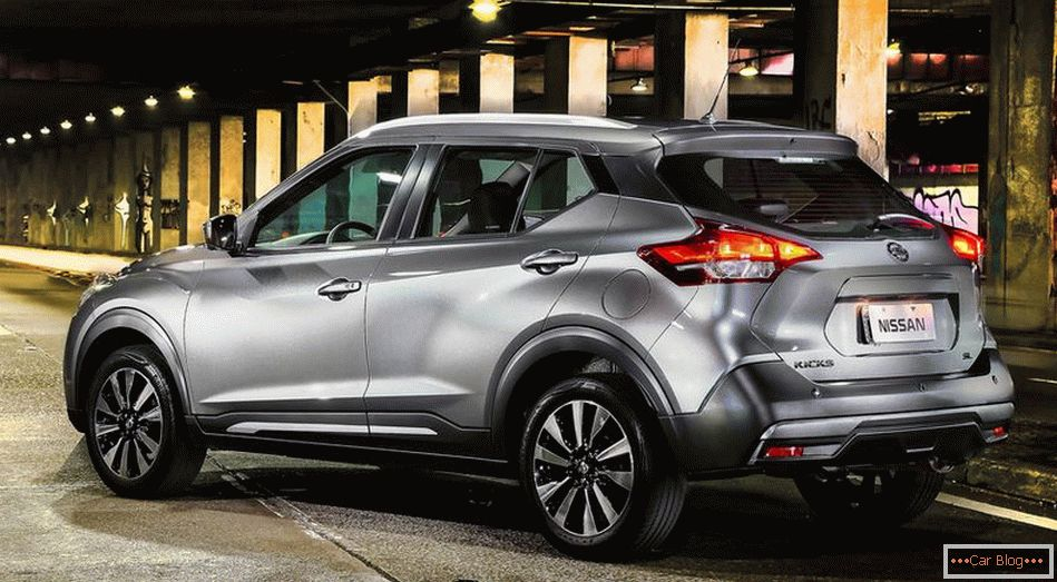 Sales of the Japanese compact crossover Nissan Kicks were a record in Brazil