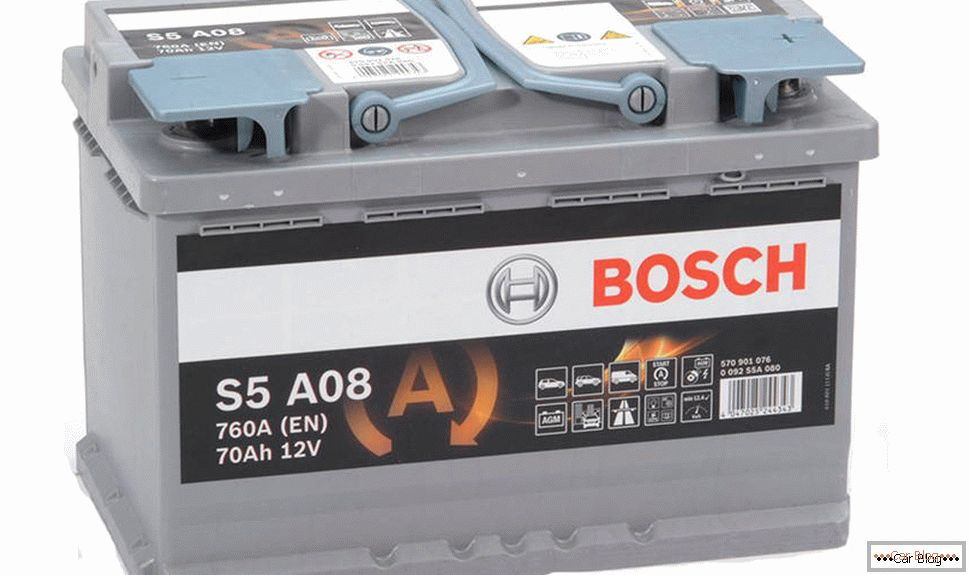 Rating of the best automotive batteries in 2018
