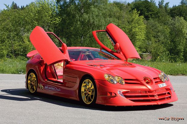 Status With A Star Sign The Most Expensive Cars Mercedes