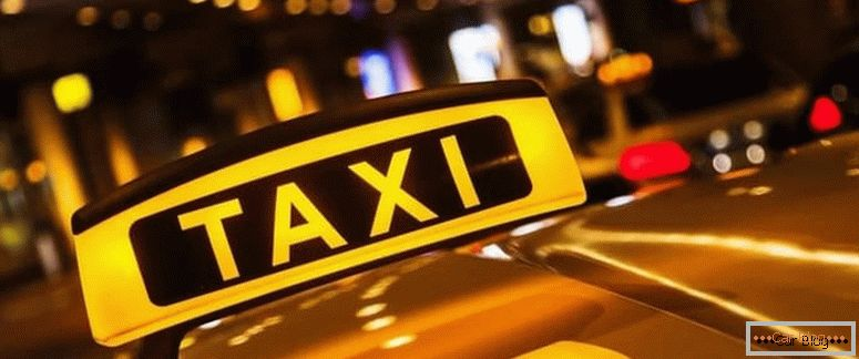 how to rent a car in a taxi