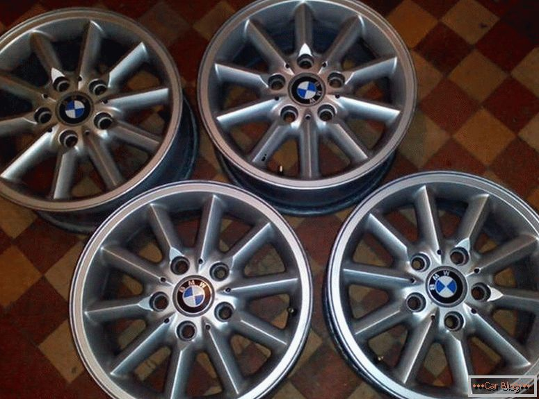 how to carry out the restoration of alloy wheels do it yourself