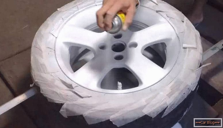 how to restore the restoration of alloy wheels do it yourself